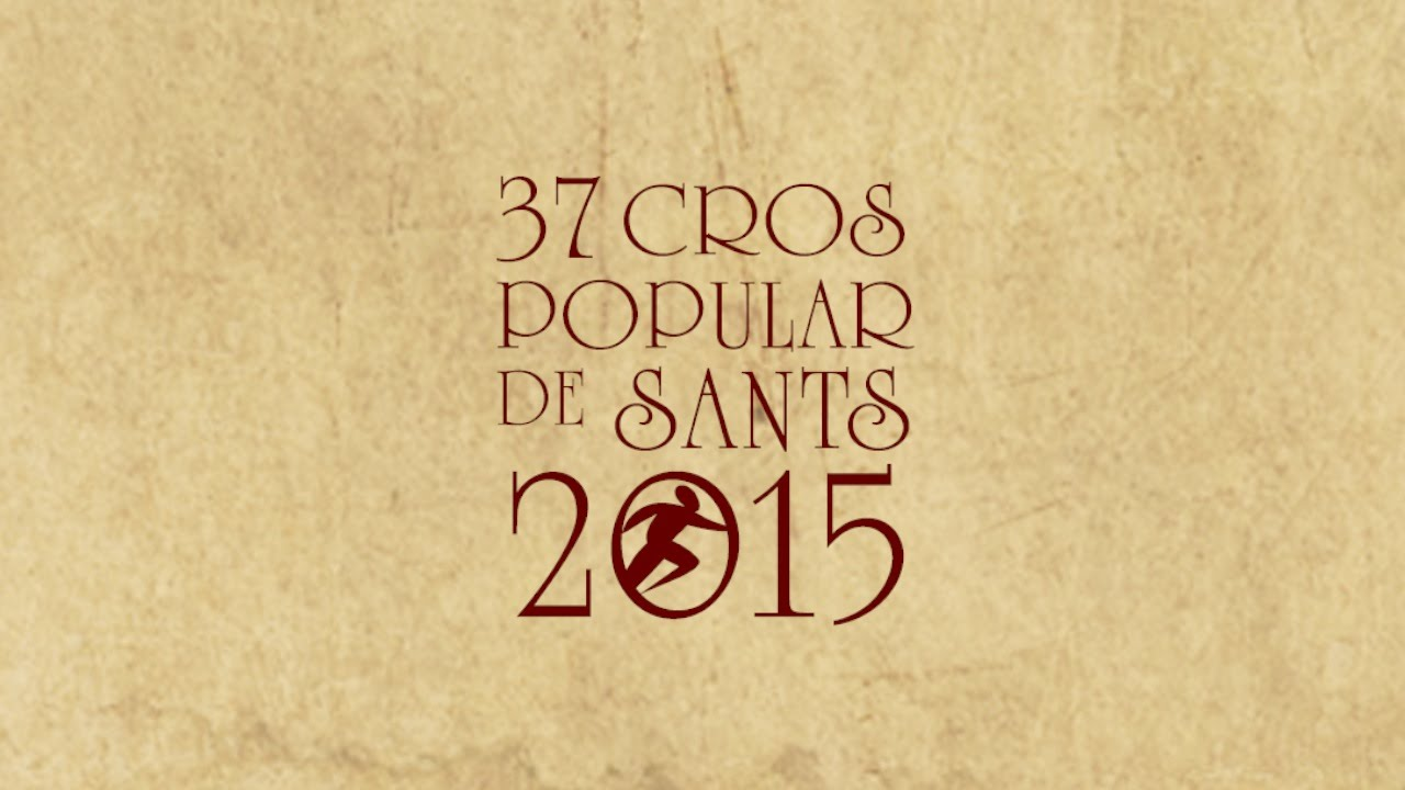37 Cros Popular de Sants 2015 - Via @CrosDeSants